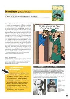 Extrait de Tintin - Divers - Humor van Kuifje (de)