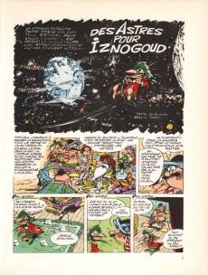 Extrait de Iznogoud -5c- Des astres pour Iznogoud