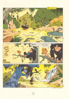 Extrait de Boulouloum et Guiliguili (Les jungles perdues) -1- Le grand safari