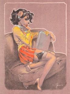 Extrait de (AUT) Guarnido (en anglais) - Color Spots, a Sketchbook by Juanjo Guarnido