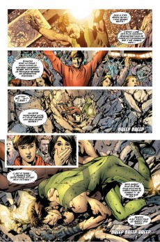 Extrait de America's Got Powers -1- Volume 1
