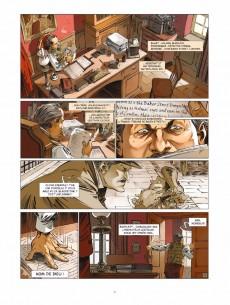 Extrait de Les quatre de Baker Street -6- L'Homme du Yard