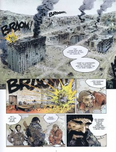 Extrait de Amère Russie -2- Les Colombes de Grozny