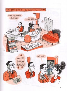 Extrait de La revue dessinée -8- #08