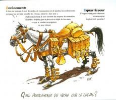 Extrait de Illustré (Le Petit) (La Sirène / Soleil Productions / Elcy) - L'équitation de A à Z