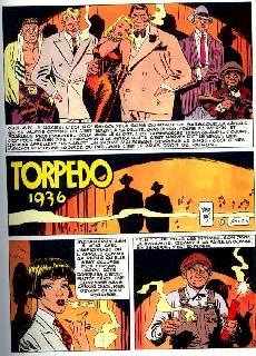 Extrait de Torpedo -8- Monnaie de singe