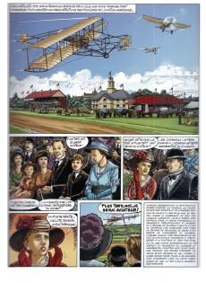 Extrait de Histoires de pilotes -4- Charles Lindberg