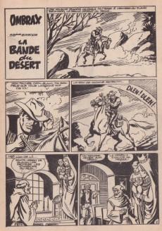 Extrait de Ombrax -58- La bande du désert