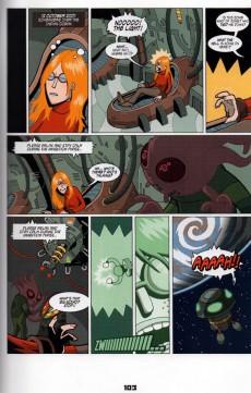 Extrait de ASH: Academy of Super-Heroes (2014) -INT- ASH: Academy of Super-Heroes
