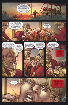 Extrait de A Game of Thrones - Le Trône de fer -6- Volume VI