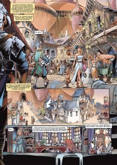 Extrait de Trolls de Troy -20- L'Héritage de Waha