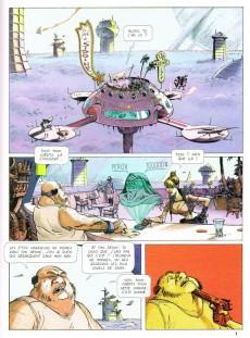 Extrait de Les univers de Stefan Wul -HS- Le Making-of