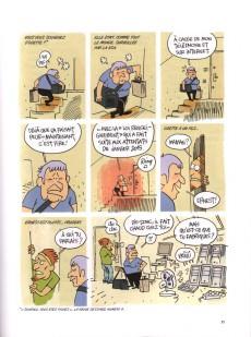 Extrait de La revue dessinée -9- #09