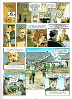 Extrait de L'ambulance 13 -6- Gueule de Guerre