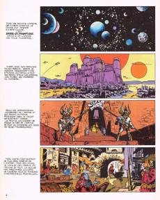 Extrait de Valérian -2- L'empire des mille planètes