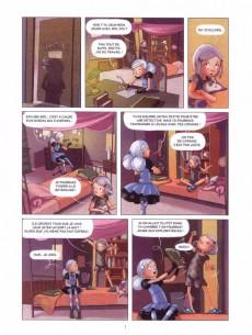 Extrait de Sorcières sorcières -2- Le mystère des mangeurs d'histoires