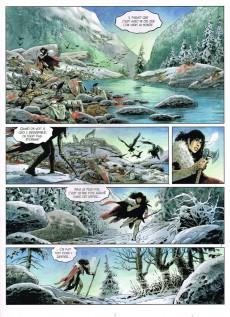 Extrait de Thorgal (Les mondes de) - Kriss de Valnor -6- L'île des Enfants perdus