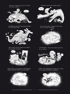 Extrait de L'encyclopédie curieuse et bizarre par Billy Brouillard -2- Les chats