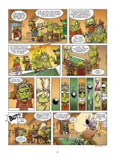 Extrait de Goblin's -9- Sable chaud et légionnaires