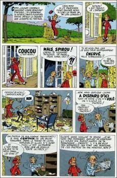 Extrait de Spirou et Fantasio -8d77a- La mauvaise tête