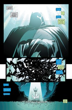 Extrait de Dark Knight III: The Master Race (2016) -1- Book One