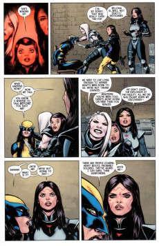Extrait de All-New Wolverine (2016) -2- Issue 2
