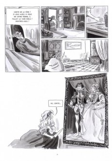 Extrait de Milady de Winter - Tome INT
