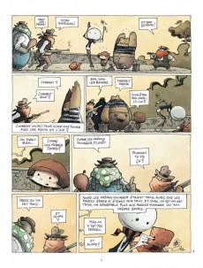 Extrait de Alvin -2- Le Bal des Monstres