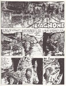 Extrait de L'agnone - Tome 28