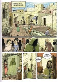 Extrait de Le voyage des pères -4- Barabbas