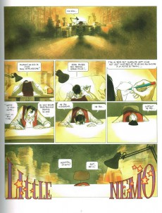 Extrait de Little Nemo (Frank) -2- Keep on dreaming