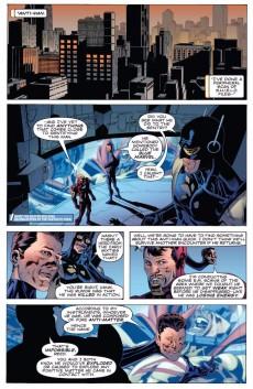 Extrait de Adam: Legend of The Blue Marvel (2009) -2- Part 2