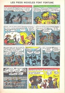 Extrait de Les pieds Nickelés (3e série) (1946-1988) -12c68- Les Pieds Nickelés font fortune