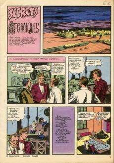 Extrait de Mandrake (1e Série - Remparts) (Mondes Mystérieux - 1) -328Suppl- Secrets atomiques