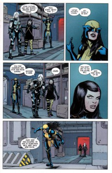 Extrait de All-New Wolverine (2016) -6- Issue 6