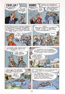 Extrait de Spirou et Fantasio -8g91- La mauvaise tête
