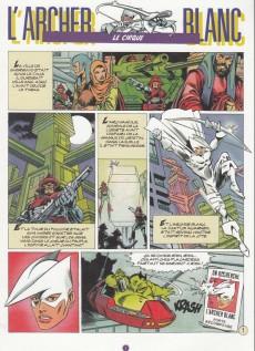 Extrait de L'archer blanc (Original Watts) -2- Les aventures de l'archer blanc