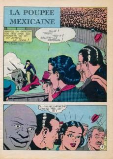 Extrait de Mandrake (1e Série - Remparts) (Mondes Mystérieux - 1) -71- La poupée mexicaine