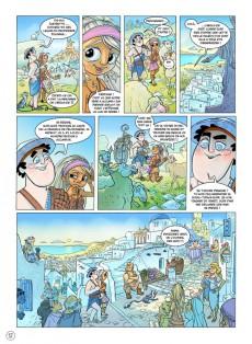Extrait de Alex & Ani -1- Le secret d'Héraclès