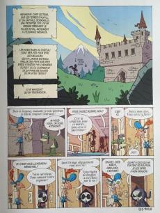 Extrait de A.S.T. - L'Apprenti Seigneur des Ténèbres -3- Bas les masques !