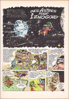 Extrait de Iznogoud -5b73- Des astres pour iznogoud