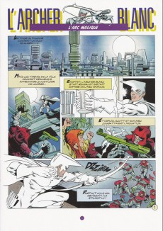 Extrait de L'archer blanc (Original Watts) -3- Les aventures de l'archer blanc