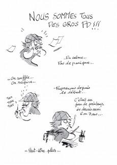 Extrait de Les carnets secrets de Guillaume Bianco -2- Les femmes sont folles ! (de moi…)