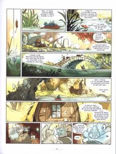 Extrait de Alienor Mandragore -2- Trompe-la-mort