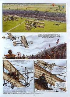 Extrait de L'histoire de l'aéronautique -3- De terre, de ciel et de mer !