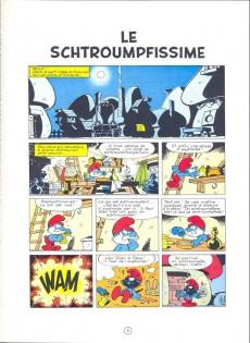 Extrait de Les schtroumpfs -2b71- Le schtroumpfissime (et schtroumpfonie en ut)