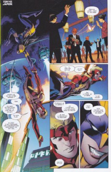 Extrait de All-New X-Men (Marvel France 1re série - 2016) -3- Égratignures