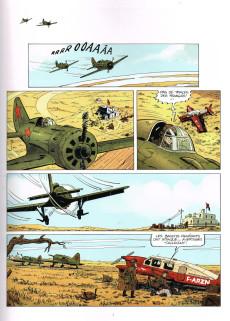 Extrait de L'aviatrice -2- Aventures orientales