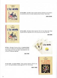 Extrait de (Catalogues) Ventes aux enchères - Millon - L'univers d'Hergé Dimanche 13 décembre 2015 - Duplex Paris-Bruxelles #10