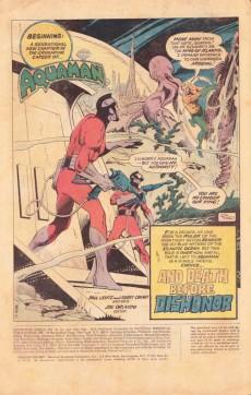 Extrait de Adventure Comics (1938) -444- And Death Before Dishonor!